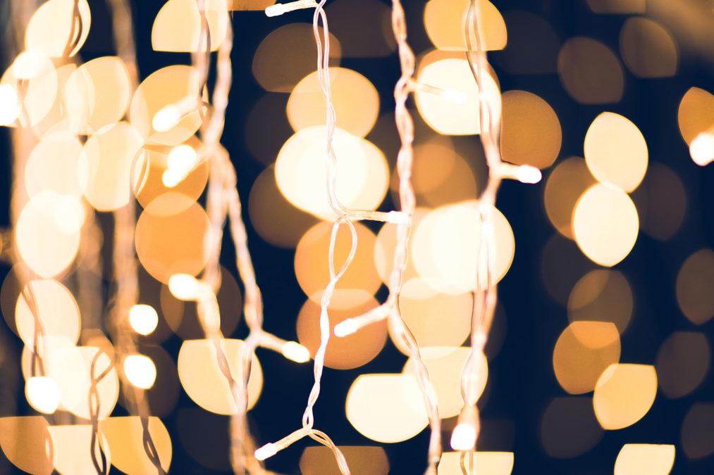 Dekoracyjne lampki
