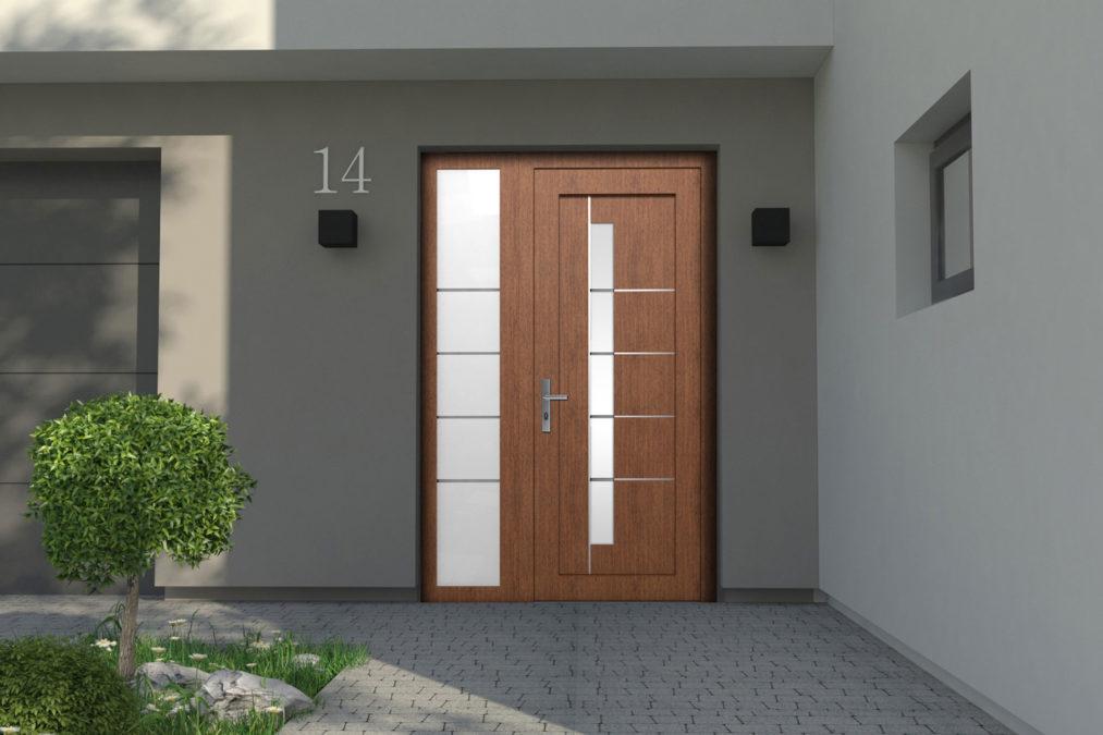 Drzwi zewnętrzne wsadowych NT-19W