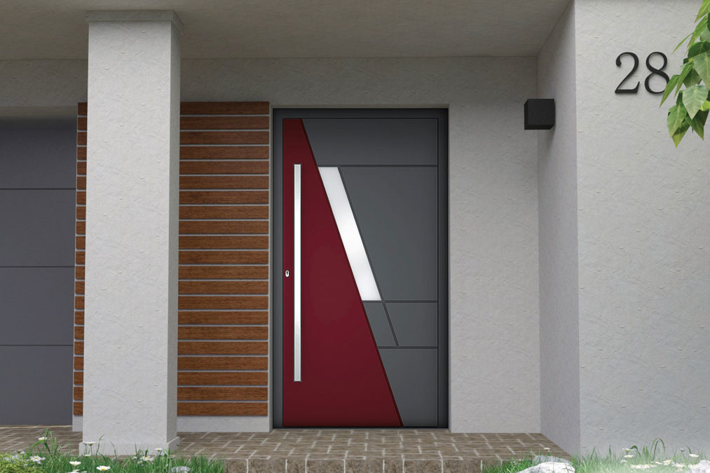 Nowoczesne pochwyty do drzwi zewnętrznych