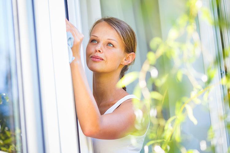 Sposoby na okna bez smug