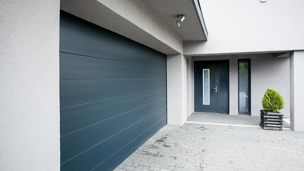 Bramy segmentowe garażowe Nitus