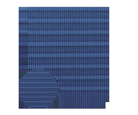 Awangarda 17 - kolor materiału rolety plisowanej