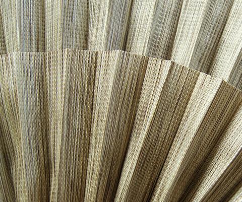 Bamboo P608 - kolor materiału rolety plisowanej