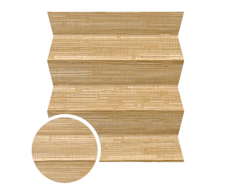 Coco 207 - kolor materiału rolety plisowanej
