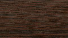 Dąb bagienny - kolor osprzętu rolet wewnętrznych