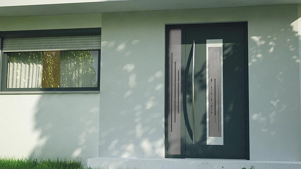 Drzwi zewnętrzne wzór NT-19N