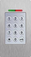Klawiatura numeryczna z kodem