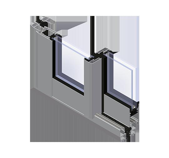 Okna i drzwi tarasowe Modern Slide