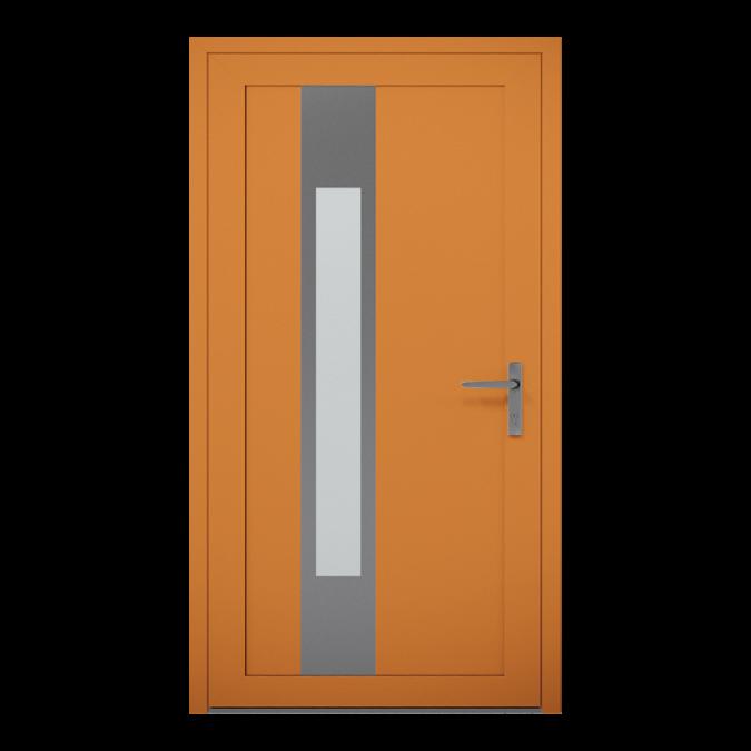 Drzwi zewnętrzne aluminiowe wzór-NT-03W