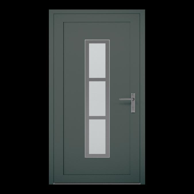 Drzwi zewnętrzne aluminiowe wzór-NT-04W