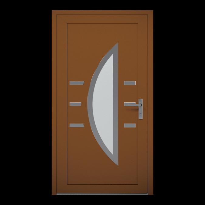 Drzwi zewnętrzne aluminiowe wzór-NT-06W