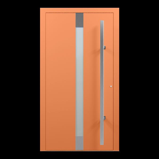 Drzwi zewnętrzne aluminiowe wzór-NT-28N