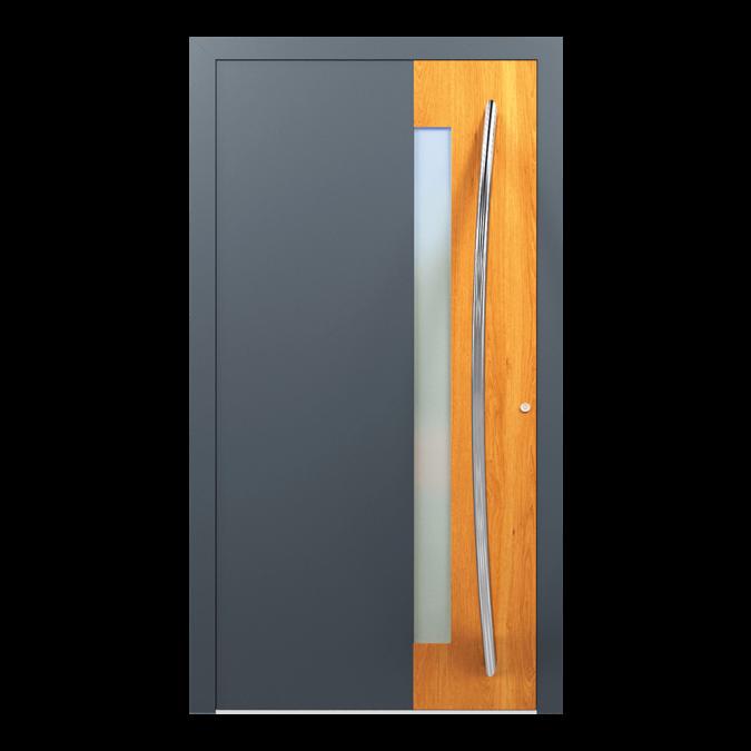 Drzwi zewnętrzne aluminiowe wzór-NT-32N