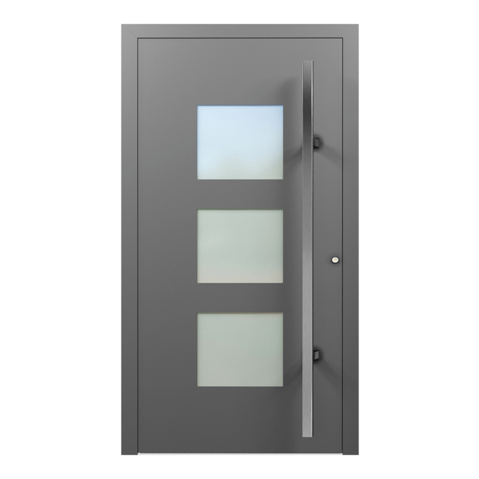 Drzwi zewnętrzne aluminiowe wzór-NT-44N