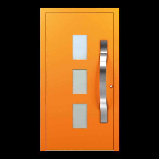 Drzwi zewnętrzne aluminiowe wzór-NT-46N