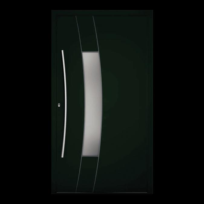 Drzwi zewnętrzne aluminiowe wzór-NT-73N