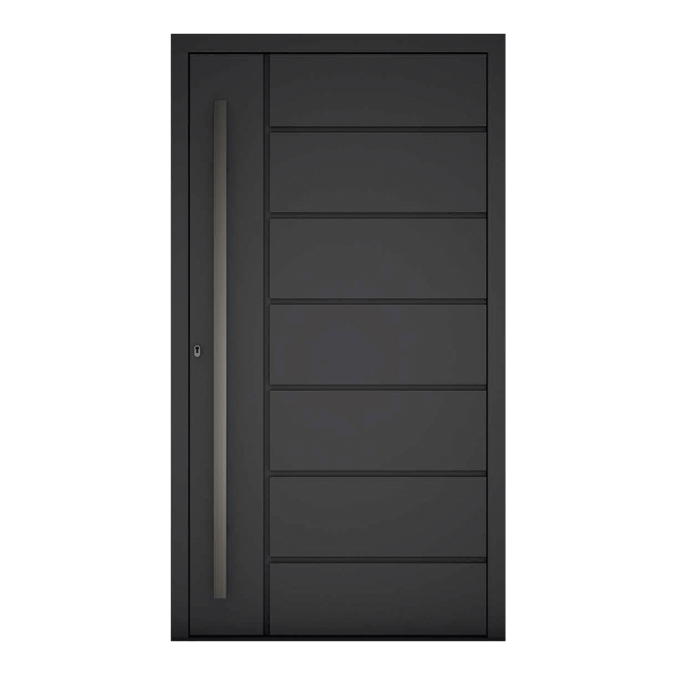 Drzwi zewnętrzne aluminiowe wzór-NT-79N