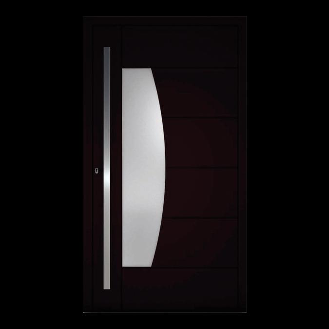 Drzwi zewnętrzne aluminiowe wzór-NT-83N
