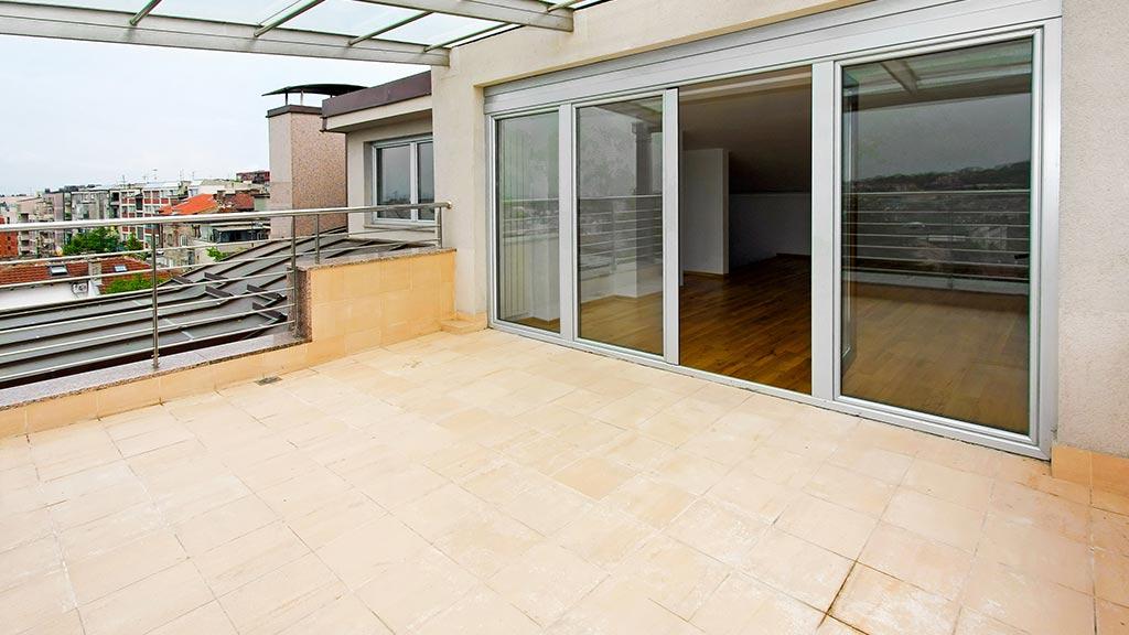 Energooszczędne okna tarasowe