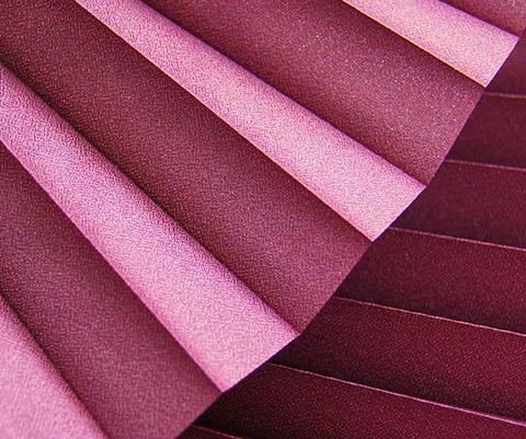 Opal 110 - kolor materiału rolety plisowanej