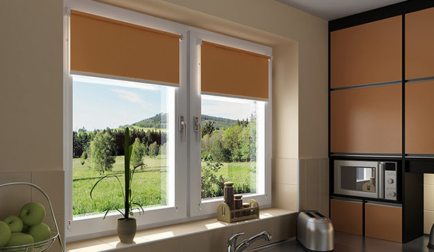 Rolety wewnętrzne na okno