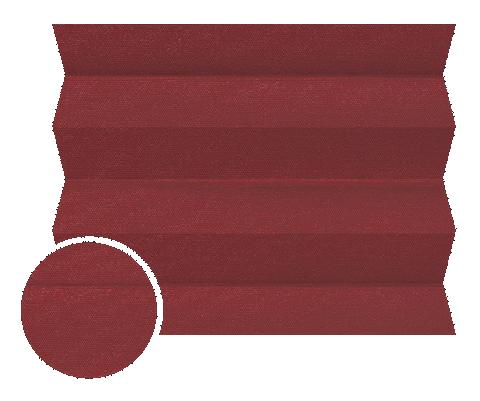 Shine 1045 - kolor materiału rolety plisowanej