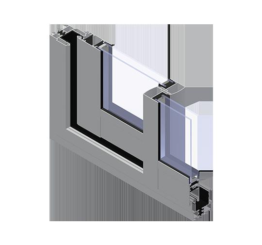 Drzwi tarasowe Slide Plus