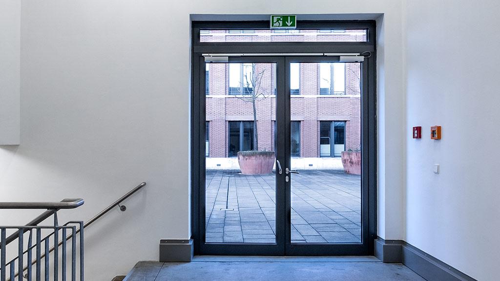 Energooszczędne drzwi aluminiowe
