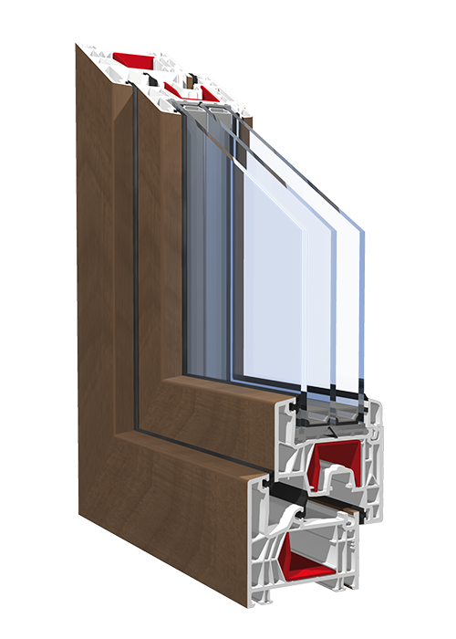 Okno tarasowe PSK KBE 76MD