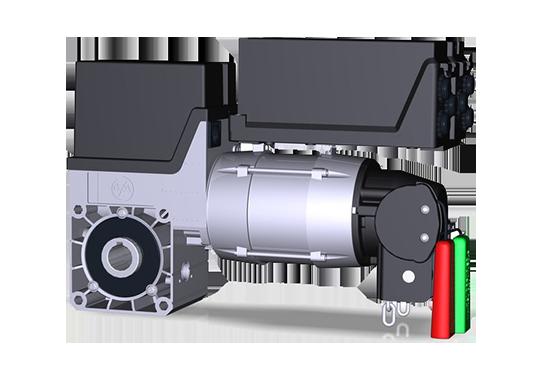 Automat Basic mini do bram segmentowych przemysłowych