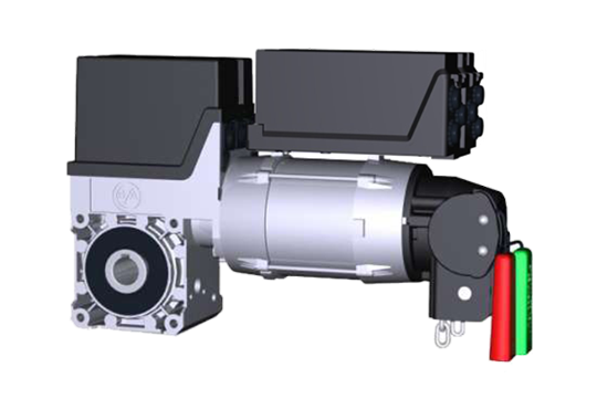 Automat Basic do bram segmentowych przemysłowych