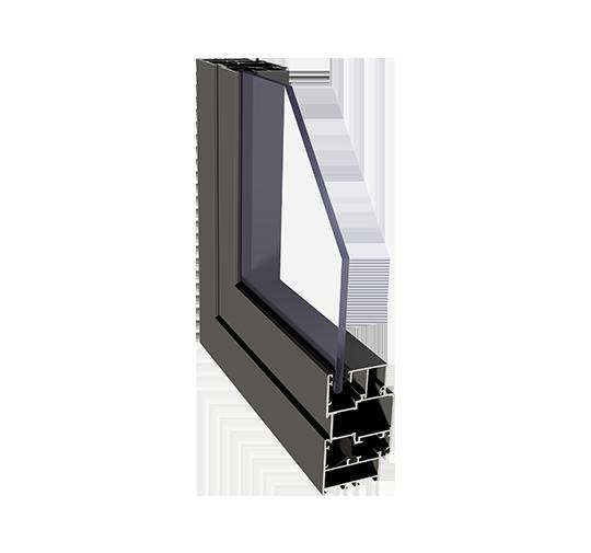 Okna aluminiowe Econoline