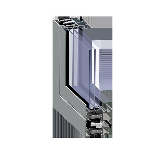 Okna aluminiowe Genesis