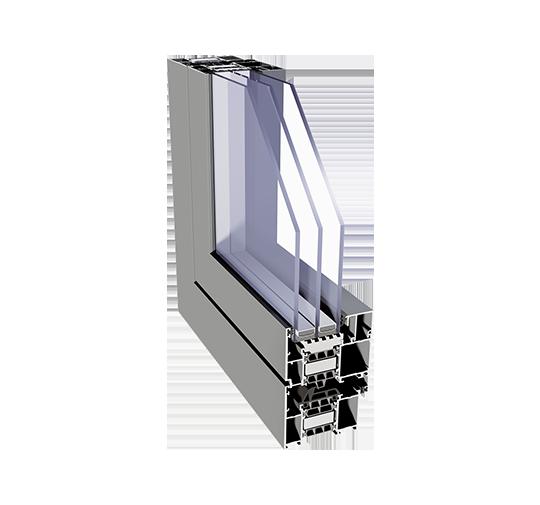 Okna aluminiowe Superial