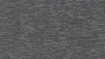 Antracyt deska - kolor okleiny bramy segmentowej