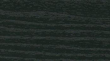 Ciemnozielony deska - kolor okleiny bramy segmentowej