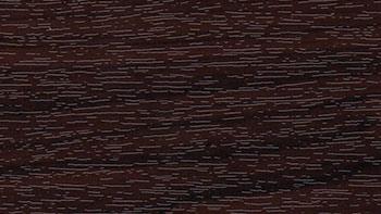 Czarna wiśnia - kolor okleiny bramy segmentowej