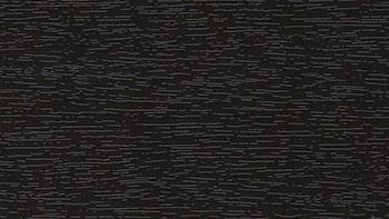 Czarnobrązowy - kolor okleiny bramy segmentowej