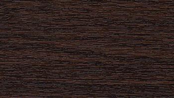 Dąb ciemny - kolor okleiny bramy segmentowej