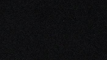 Jet black matt CC+ - kolor okleiny bramy segmentowej