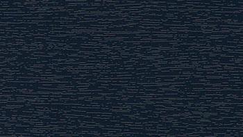 Niebieski - kolor okleiny bramy segmentowej