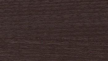 Sienna noce - kolor okleiny bramy segmentowej