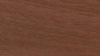 Sienna polska - kolor okleiny bramy segmentowej