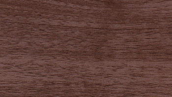 Sienna rosso - kolor okleiny bramy segmentowej