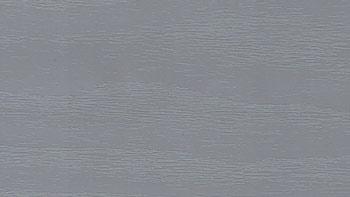 Szary deska - kolor okleiny bramy segmentowej