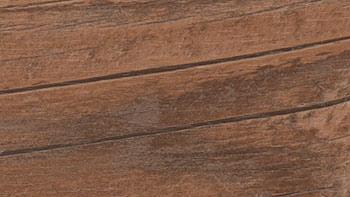 Zabytkowa sosna - kolor okleiny bramy segmentowej