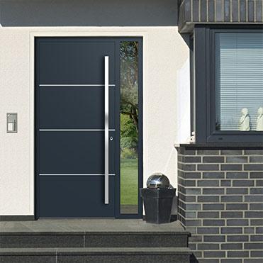 Drzwi zewnętrzne do domu lub mieszkania