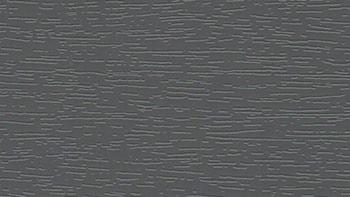 Anthrazit Holzstruktur - Farbe von PVC Tischlerei