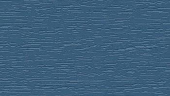 Brillantblau - Farbe von PVC Tischlerei