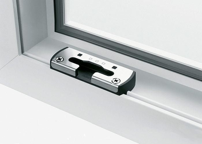 Einbruchhemmende Sicherheit in PVC-Fenstern